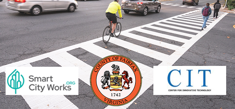 Smart City Works Announces Pitch and Pilot:  Pedestrian/Bike Safety Innovation Challenge