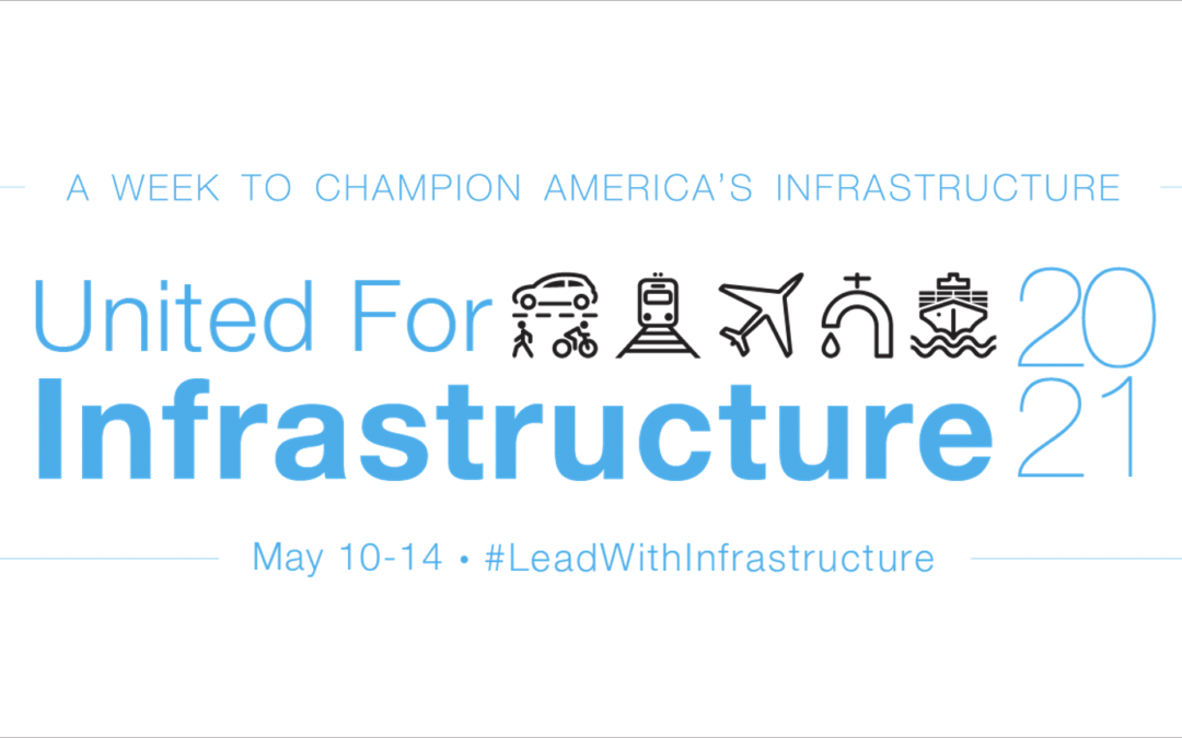 Smart City Works joins United for Infrastructure 2021, A Week of Education and Advocacy